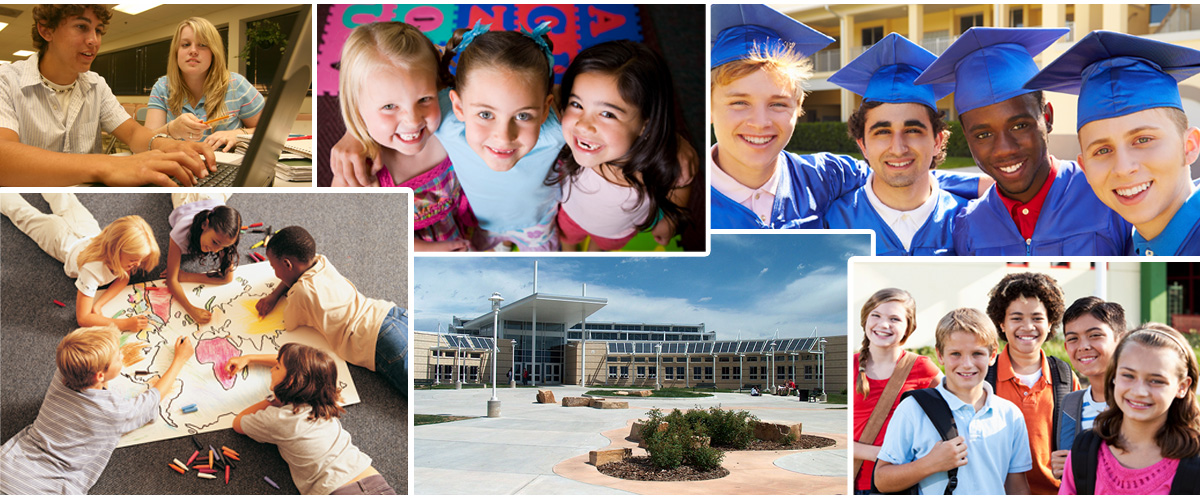 Mill Levy Override 2019 collage of photos