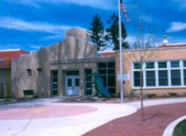 School front