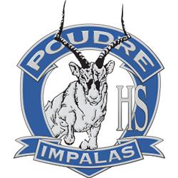 Poudre High School logo
