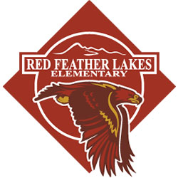 red feather lakes Logo