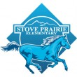 Stove prairie school logo